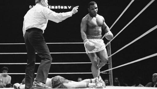 Mike Tyson vs. Larry Sims – Does This Fight Footage Exist
